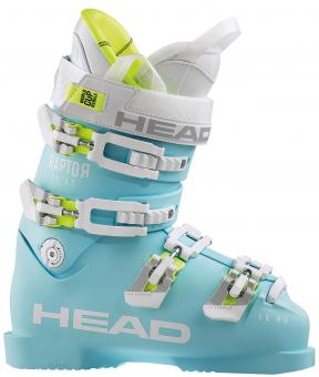 Горнолыжные ботинки Head Raptor 80 RS W turquoise-white (2019)