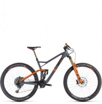 Велосипед Cube Stereo 150 C68 TM 29 (2019)