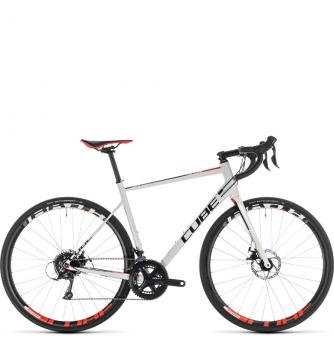 Велосипед Cube Attain Pro Disc (2019)