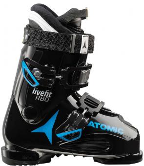 Горнолыжные ботинки Atomic Live Fit R80 W black/blue (2018)