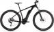 Электровелосипед Cube Reaction Hybrid Pro 400 29 (2019) black edition 1