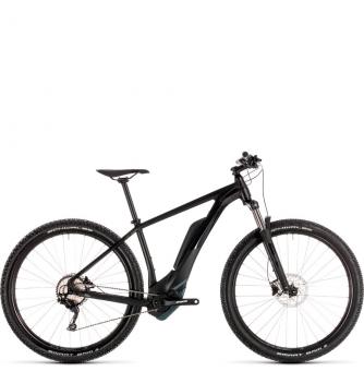 Электровелосипед Cube Reaction Hybrid Pro 500 27.5 (2019) black edition