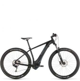 Электровелосипед Cube Reaction Hybrid EXC 500 (2019) black´n´grey