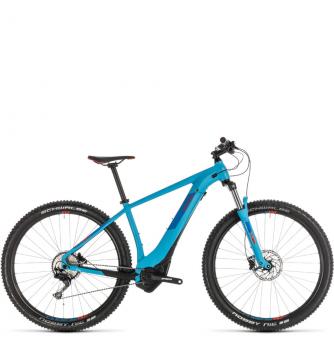 Электровелосипед Cube Reaction Hybrid EXC 500 (2019)