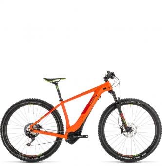 Электровелосипед Cube Reaction Hybrid SL 500 (2019) orange´n´green