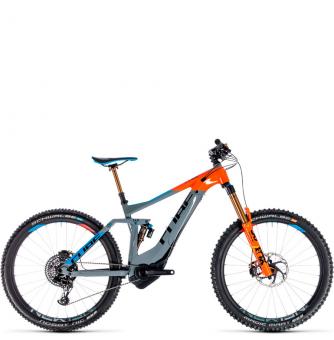 Электровелосипед Cube Stereo Hybrid 160 Action Team 500 (2019)