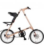 Велосипед Strida SD (2017) champagne