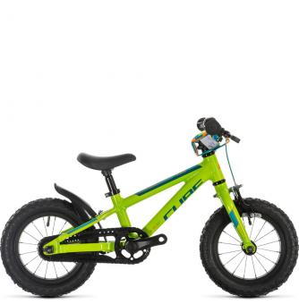 Детский велосипед Cube Cubie 120 (2019) green´n´blue