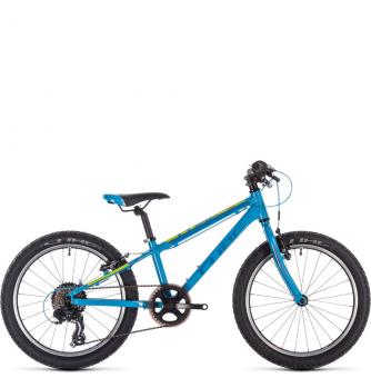 Детский велосипед Cube Acid 200 (2019) reefblue´n´kiwi´n´red