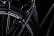 Велосипед Cube Touring Trapeze (2019) black´n´blue 2