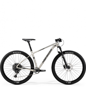 Велосипед Merida Big.Nine Nx Edition (2019) SilkTitan/Silver