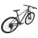 Велосипед Merida Big.Seven 600 (2019) SilkDarkGreen/NeonGreen 2