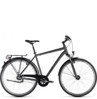 Велосипед Cube Town Pro (2019) iridium´n´black