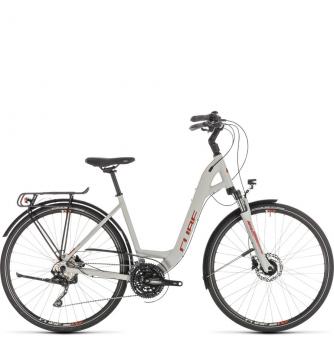 Велосипед Cube Touring EXC Easy Entry (2019) grey´n´orange