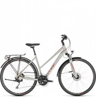 Велосипед Cube Touring EXC Trapeze (2019) grey´n´orange