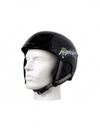 Шлем Mystic Crown Helmet with Earpads Black/Gold