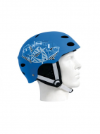Шлем Mystic Crown Helmet with Earpads Blue