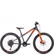 Подростковый велосипед Cube Reaction 240 TM 24 (2019)