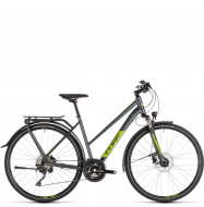 Велосипед Cube Kathmandu EXC Trapeze (2019)