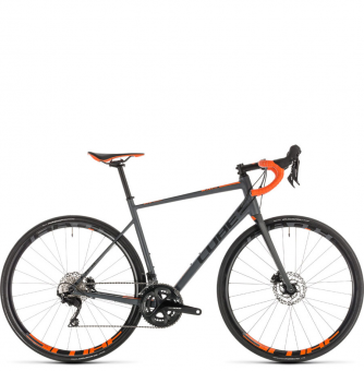 Велосипед Cube Attain SL Disc (2019)