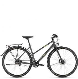 Велосипед Cube Travel SL Trapeze (2019)