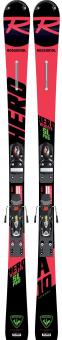 Горные лыжи Rossignol Hero Athlete SLP + NX JR 10 (2019)