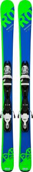Горные лыжи Rossignol Experience W Pro XP JR + XP 7 (2019)