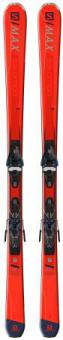 Горные лыжи Salomon E S-Max 6 R + Mercury (2019)