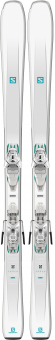 Горные лыжи Salomon E Aira 76 ST R + крепления Lithium (2019)