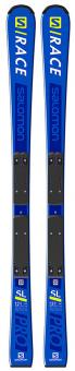 Горные лыжи Salomon I S Race Pro Jr SL + крепления Jr R (2019)