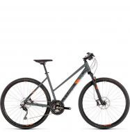 Велосипед Cube Cross EXC Trapeze (2019)