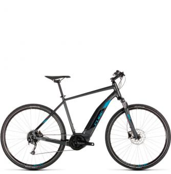 Электровелосипед Cube Cross Hybrid One 400 (2019)