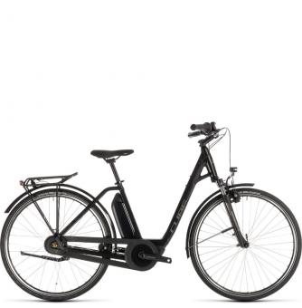 Электровелосипед Cube Town Hybrid One 400 (2019)