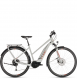 Электровелосипед Cube Touring Hybrid 400 Trapeze (2019) grey´n´orange 1
