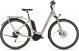 Электровелосипед Cube Touring Hybrid 400 Easy Entry (2019) grey´n´orange 1