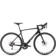 Велосипед Cube Agree C:62 Race Disc (2019) carbon´n´white