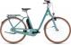 Электровелосипед Cube Elly Cruise Hybrid 400 (2019) pistachio´n´blue 1