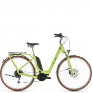 Электровелосипед Cube Elly Ride Hybrid 400 (2019) green´n´black