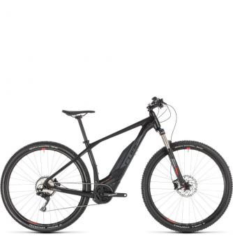 Электровелосипед Cube Acid Hybrid Pro 400 (2019) black´n´iridium
