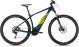Электровелосипед Cube Acid Hybrid Pro 400 (2019) darkblue´n´lime 1