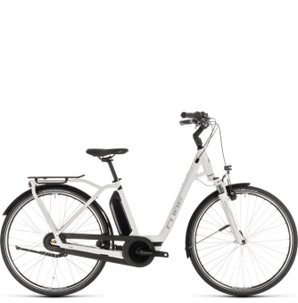Электровелосипед Cube Town Hybrid Pro RT 400 (2019)