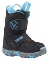 Ботинки для сноуборда Burton Mini-Grom black (2018)