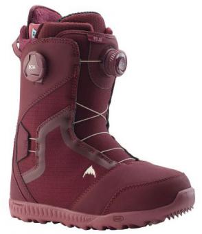 Ботинки для сноуборда Burton Felix Boa wine girl wasted (2019)