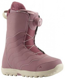 Ботинки для сноуборда Burton Mint Boa dusty rose (2019)