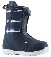 Ботинки для сноуборда Burton Moto Boa midnite blue (2019)