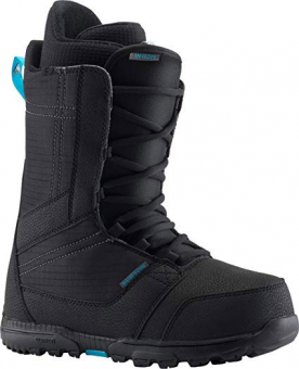 Ботинки для сноуборда Burton Invader black (2019)