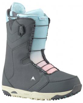 Ботинки для сноуборда Burton Limelight gray/maliby (2019)