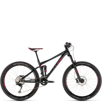Велосипед Cube Sting WS 120 Pro (2019)