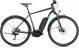 Электровелосипед Cube Cross Hybrid Pro Allroad 400 (2019) iridium´n´green 1