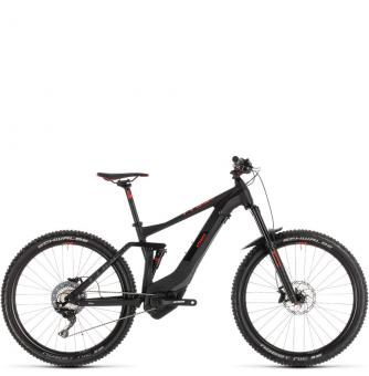 Электровелосипед Cube Stereo Hybrid 140 Pro 500 29 (2019) black´n´red
